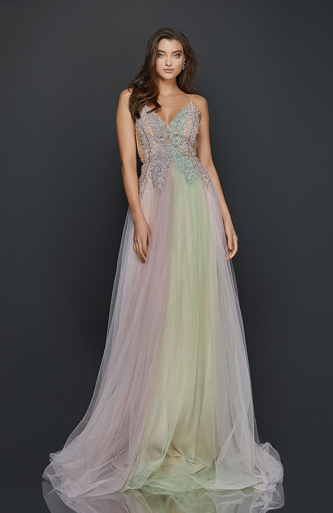 Evening Gown Prom Dress Robe de bal