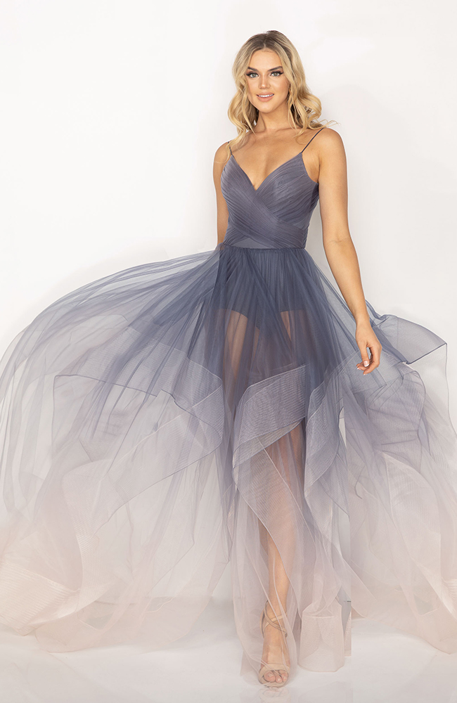 Tulle Prom Dress Robe de Bal