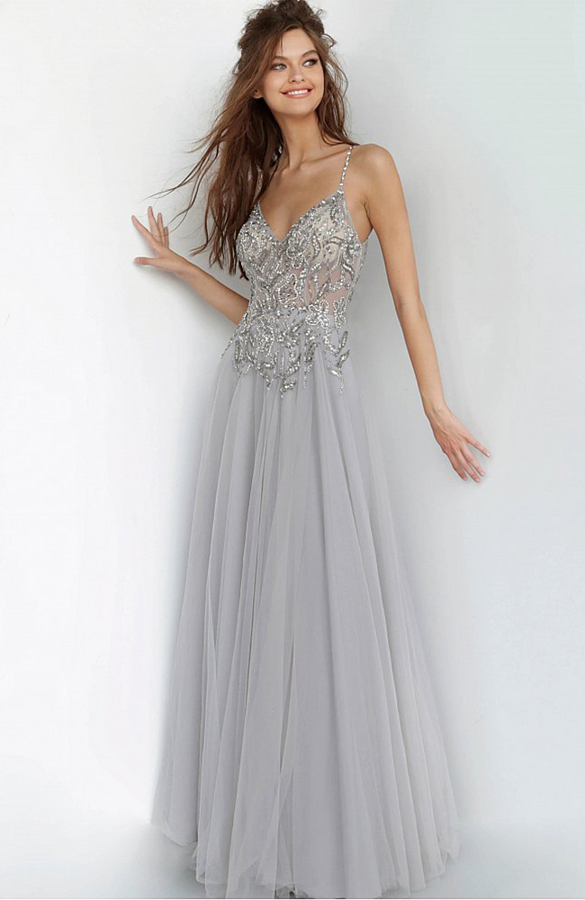 Evening Gown Prom Dress
