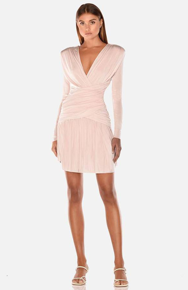 KAHLIA-MINI-DRESS_Robe_CHAMPAGNE