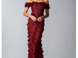 Marchesa Petal Dress - Mére de la mariée - Mother of the bride